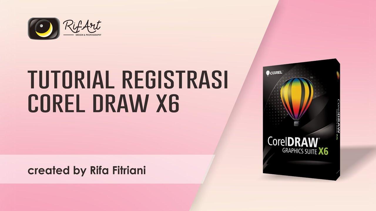 serial number dan activation code untuk corel draw x4