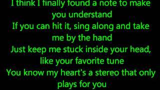Stereo Adam Levine Lyrics — BCMA
