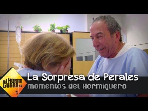 José Luis Perales le dio la sorpresa de su vida a una fan que lucha para superar una grave enfermedad