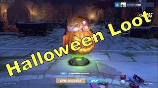 Overwatch | Halloween Loot Unboxing