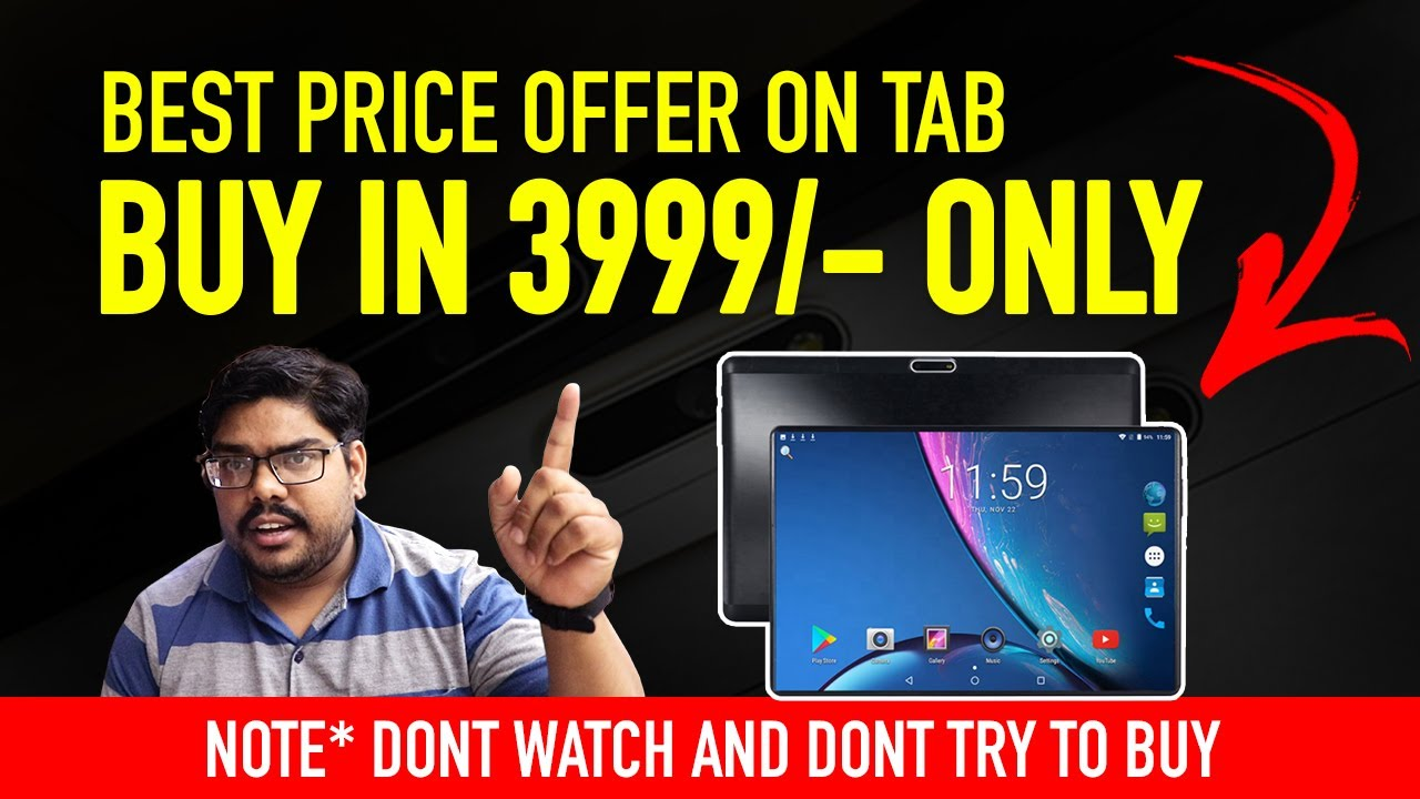 Buy Wizpad Z1 Pro Best Tablet Under 4000 on Book My Tab | Best Tab Under 4K - Hashtag India