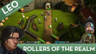 Leo Takes A Look: Rollers of the Realm