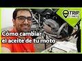 Tutorial DIY: COMO CAMBIAR ACEITE DE MOTO PASO A PASO + tips