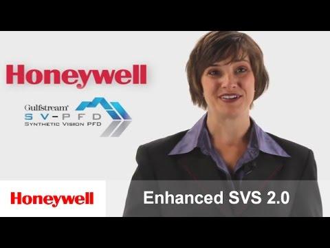 Honeywell Enhanced SVS 2.0  in the Gulfstream® PlaneView® Cockpit   Aviation   Honeywell