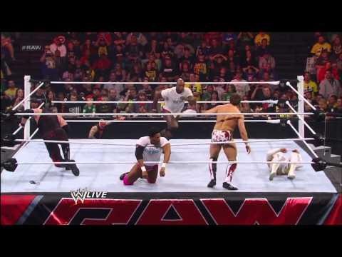 Why Aksana attacked Kaitlyn - _Backstage Fallout_ Raw -- November 19, 2012