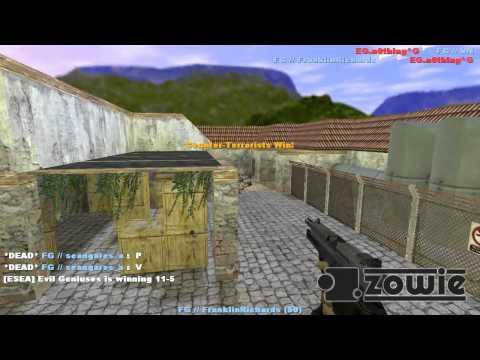 ESEA LAN 9: MVP Winner Semphis Pistol Round Aces Evil Geniuses