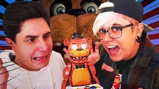 BRINQUEDO DO FIVE NIGHTS AT FREDDYS! (ASSUSTADOR)