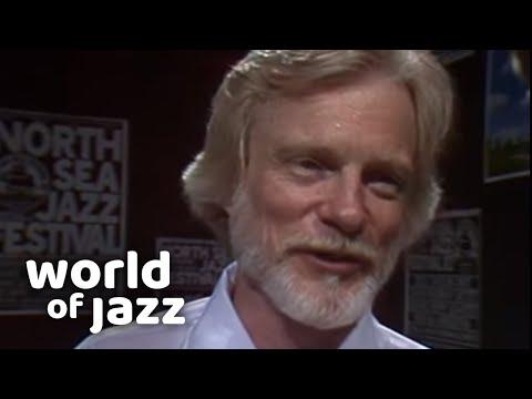 Gerry Mulligan interview, North Sea Jazz Festival • 16-07-1982 • World of Jazz