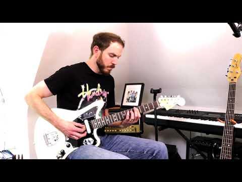 Gear Test: Fender American Professional Jaguar + Line 6 Helix