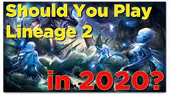 Should You Play Lineage 2 In 2020?
