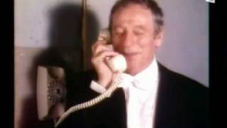 Le télégramme - Yves Montand, (Stimme: Simone Signoret)