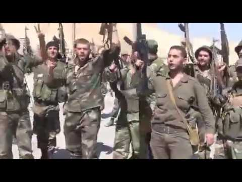 The battle for Ma'lula, Syria - September 2013