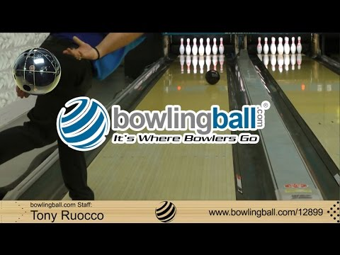 Bowlingball.com Ebonite Mission Unknown Bowling Ball Reaction Video Review