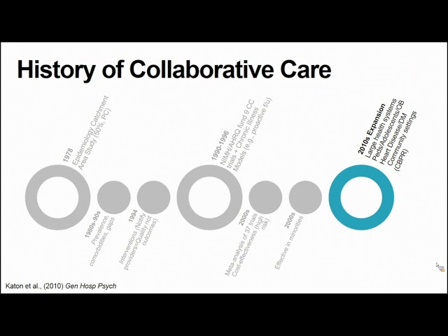 Sustaining Collaborative Care for Depression in the Age of Personalized and Digital Health