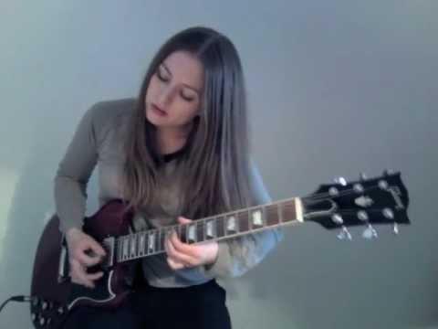 Comfortably Numb - Pink Floyd (cover by Juliette Valduriez)
