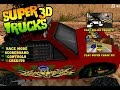 Super Truck 3D game, 4x4 Truck Racing Games, Videos Games for Children