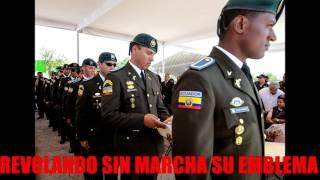 Himno Policia Nacional Del Ecuador (con Letra)