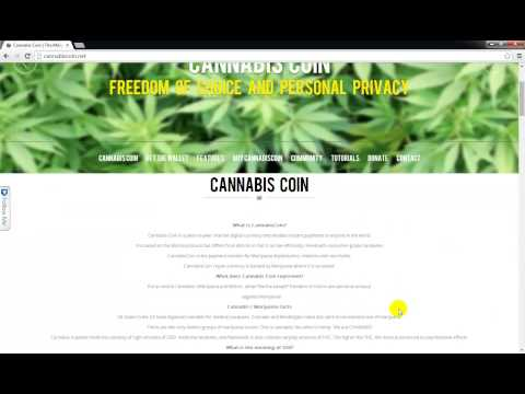 How To Grow And Harvest Cannabis Coins At Home!