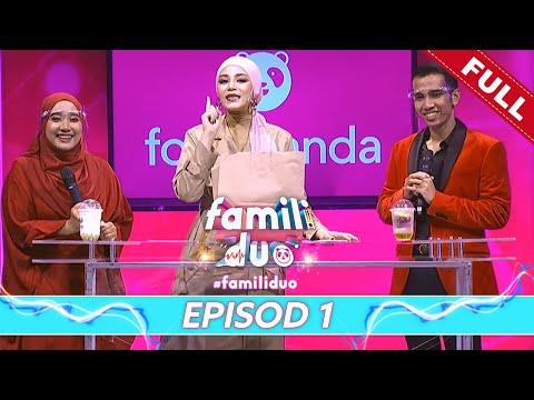 [LIVE] Famili Duo (2021) | Episod 1