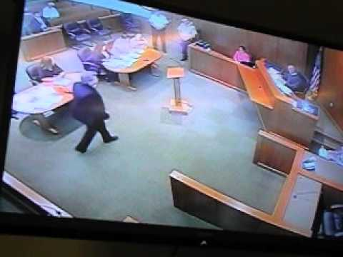 Dr. Anthony J. Garcia - First Appearance on Extradition