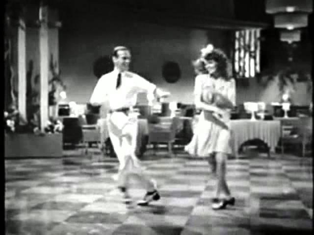 Fred Astaire And Rita Hayworth Amazing Dance Scene Youtube