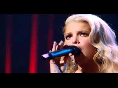 Jessica Simpson - Hark! The Herald Angels Sing / Christmas Special ...