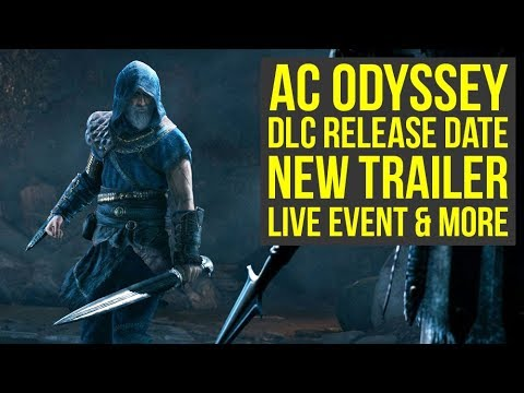 Assassin's Creed Odyssey DLC Release Date, NEW TRAILER, Live Event & More (AC Odyssey DLC)