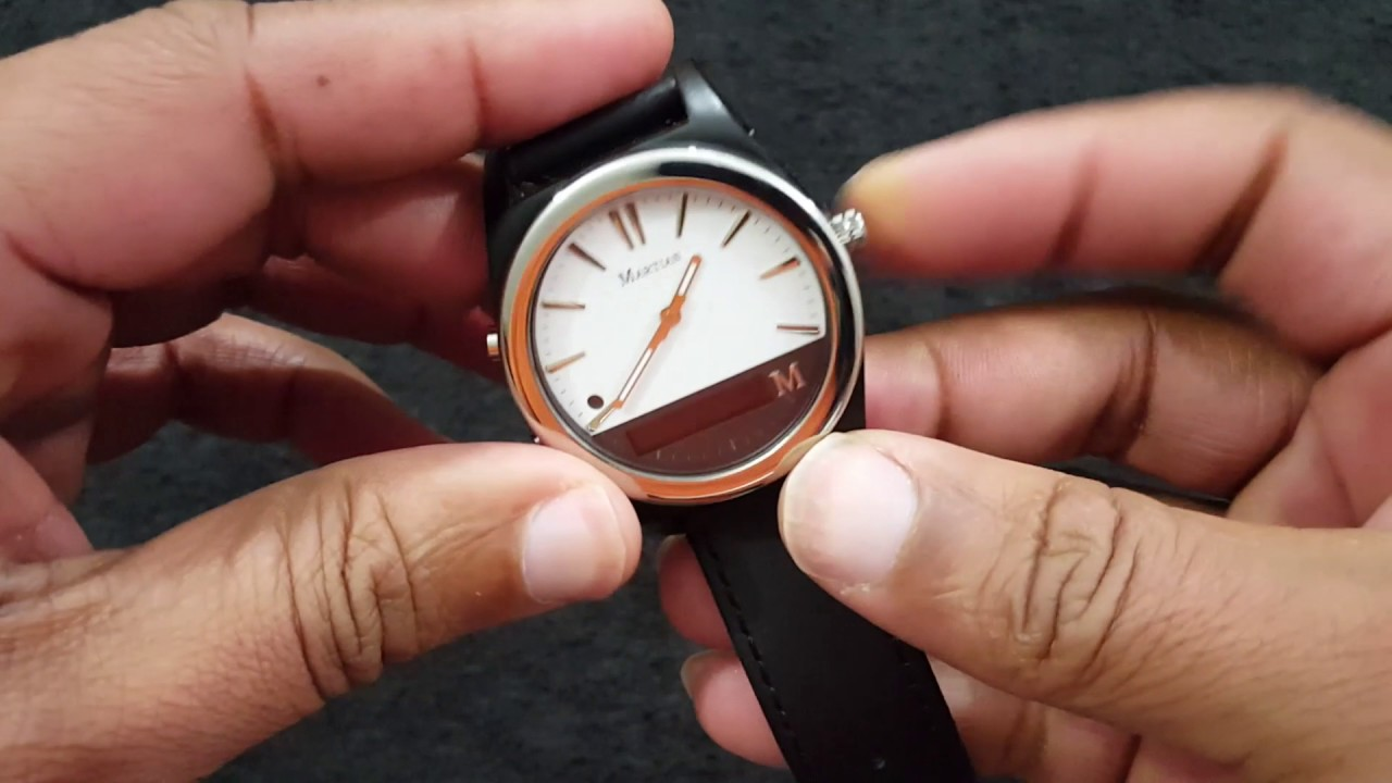 Best Analog Watch with Smartwatch features and Insane Battery life!