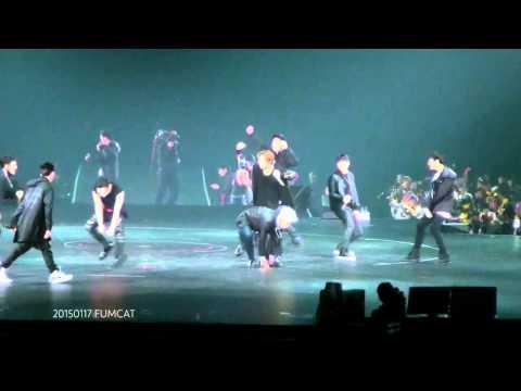 { YG } 20150117 - IKON&BIGBANG - Sinosijan