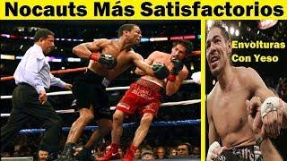 Top 10 Knockouts y Derrotas Más Satisfactorias de Peleadores Odiados