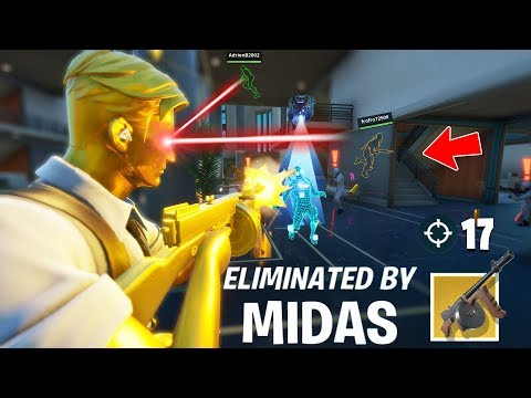 I Spectated MIDAS And He Has AIMBOT... 😭