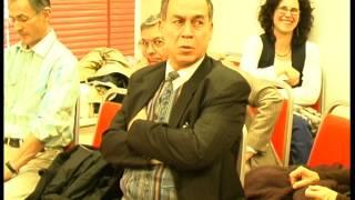 Colloque MAU 2004  JAcky Alaïz  Nocam, Jacques  Halbronn, Alain Bocher Olivier Peyrebrune