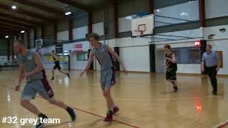 Jack Trehearne, Class of 2019 Point Guard, U23 D1/PL Reserves/Knockout Basketball Div A highlights