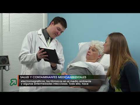 Salud y contaminantes medioambientales