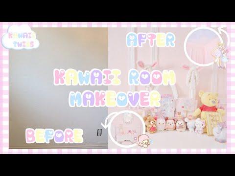 ♡Kawaii Room Makeover♡