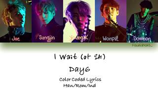 Video DAY6 – I Wait (아 왜) | Indo sub download MP3, 3GP, MP4, WEBM, AVI, FLV Februari 2018