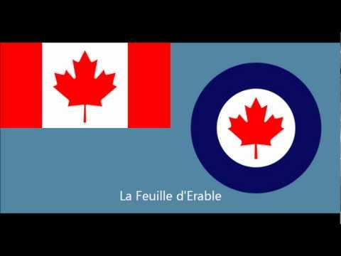 Canadian Military March  La Feuille d'Erable