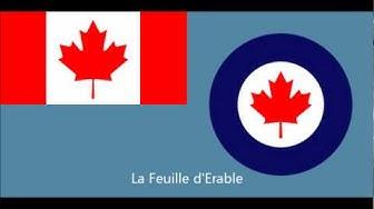 Canadian Military March - La Feuille d'Erable