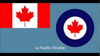 Canadian Military March - La Feuille d