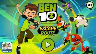 Ben 10: Escape Route - Chapter 1: Barn Stormer (Cartoon Network Games)