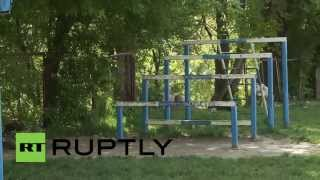 Ukraine: Parkour Dog Is Leaps And Bounds Above The Rest