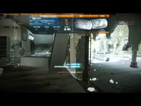 BF3 with Mortkarl on Ziba Tower Round 2 (Norsk chat) - 2 / 2