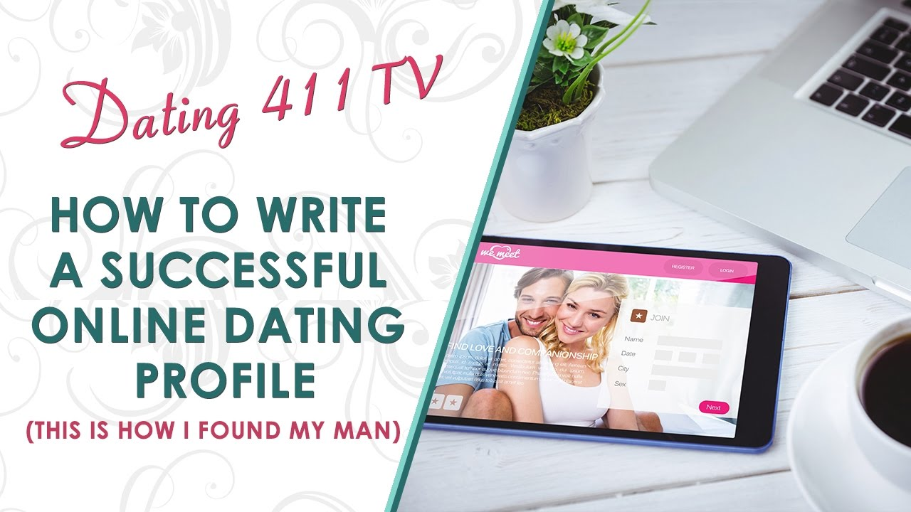 How to write effective dating profile