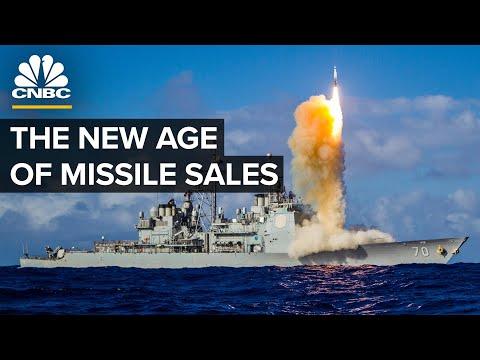 How Defense Contractors Make Billions Off Missile Sales