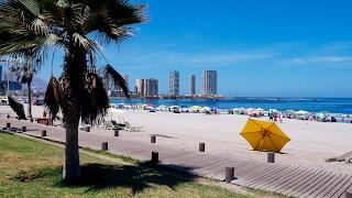 Iquique 4K, Vistas de esta hermosa ciudad con bellas playas y mucho mas para visitar.