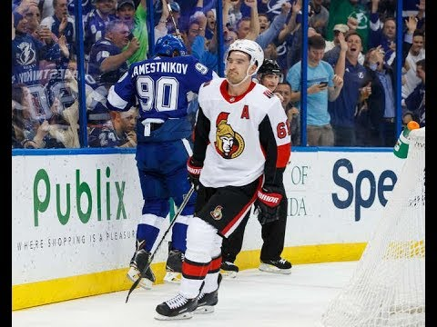 Game 33-Andy-Ottawa Senators vs Tampa Bay Lightning 2017-18