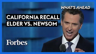 Will Larry Elder Replace Governor Newsom In California Recall Election? - Steve Forbes