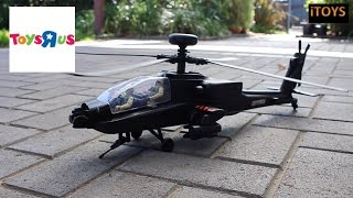 Apache Longbow Helicopter - True Heroes -Toys R Us