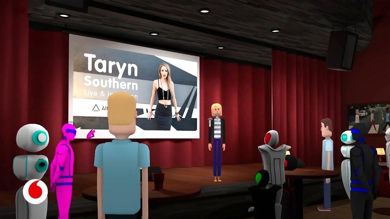 Los avatares interactivos que veremos  en nuestros perfiles de redes sociales