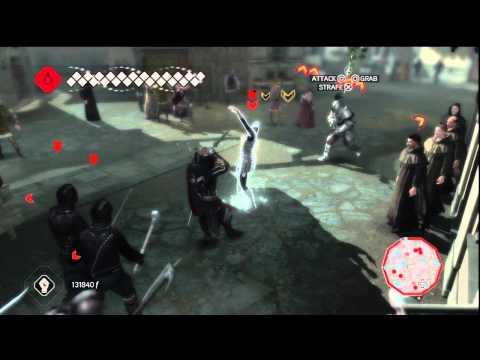 "Assassin's Creed II: ""Killing Off Savonarola's Lieutenants"" Part 49 (PS3/XBox 360/PC)"